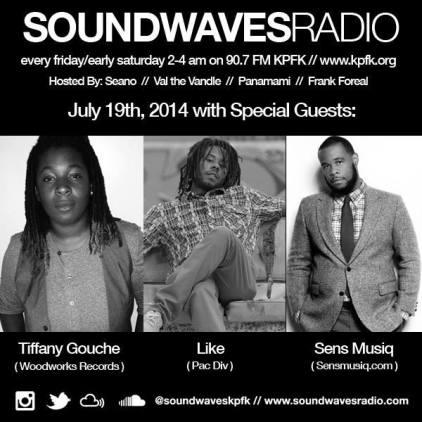 July 19 SW